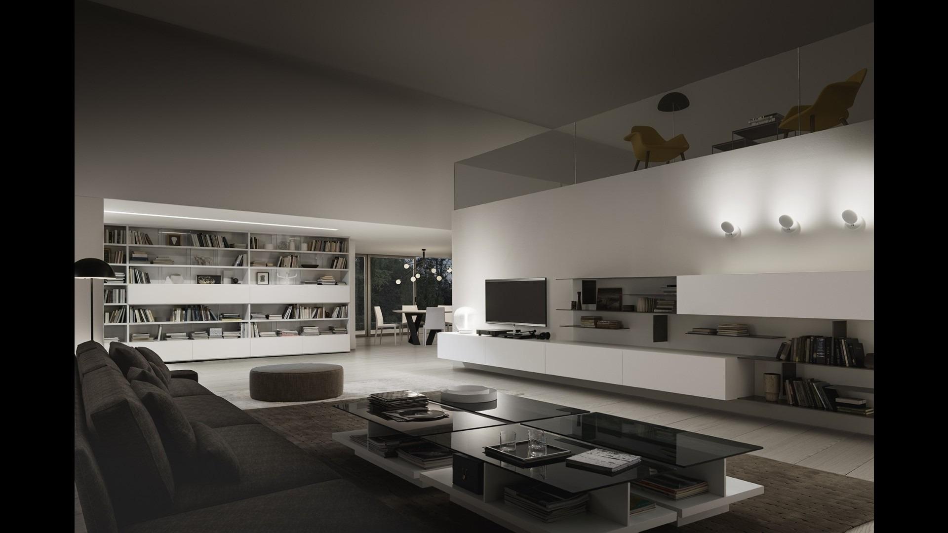 Presotto soggiorno imodulart composizione 343 – room2