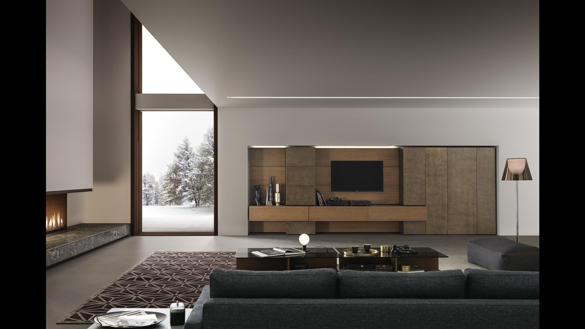 Presotto soggiorno imodulart composizione 362 - room2