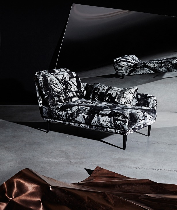 Sister Chaise by Diesel