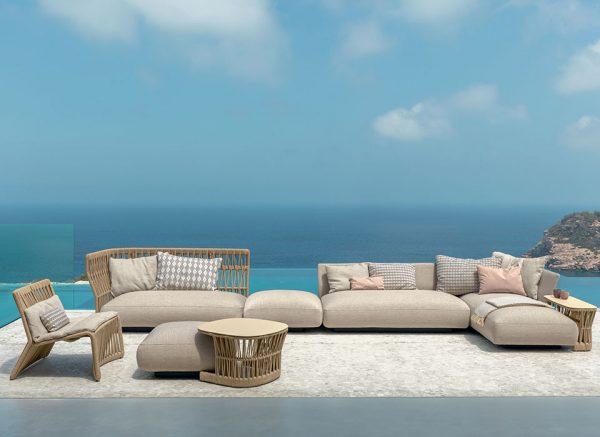 Sofa / coffee table