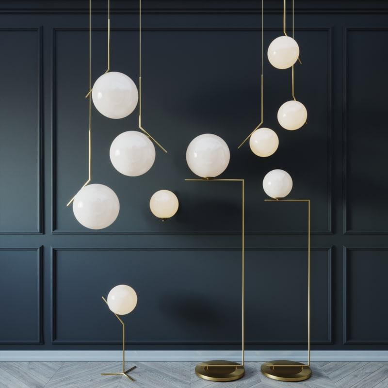 IC φωτιστικό by Room Design