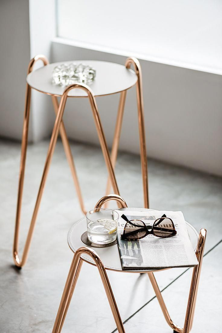 APELLE CHIC Apelle Chic coffee table with structure in matt lacquered or glossy steel