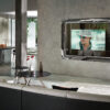 Caadre Tv MIRROR WITH INTEGRAL TELEVISION