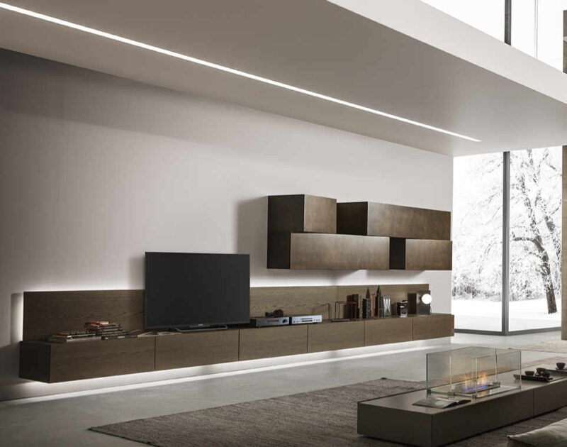 CONTEMPORARY Collection INCLINART by Presotto Italy